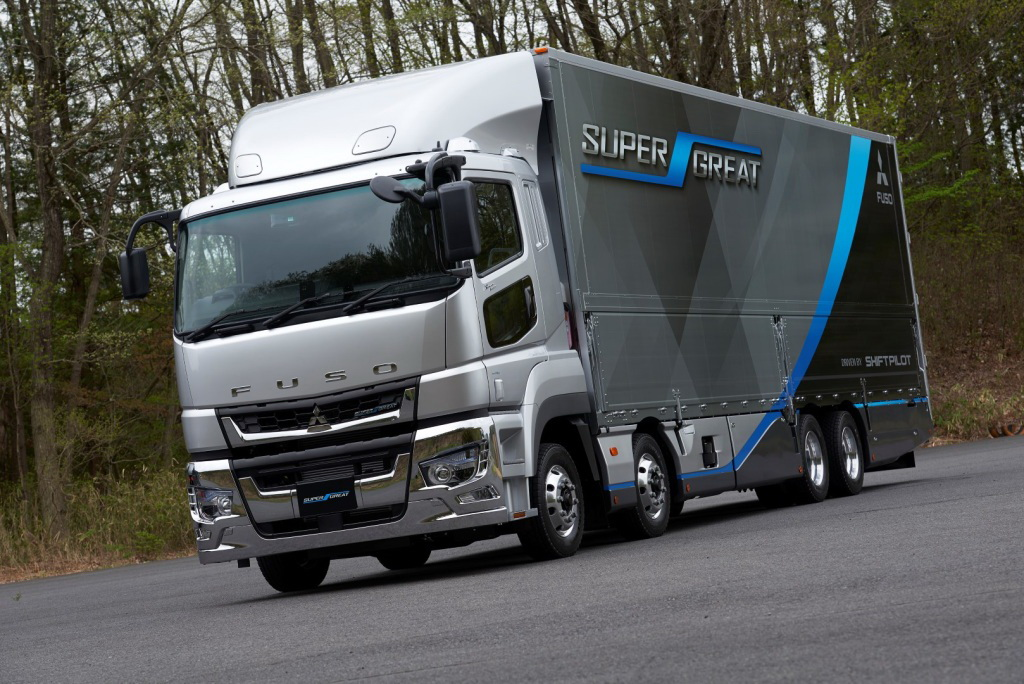 FUSO Super Great