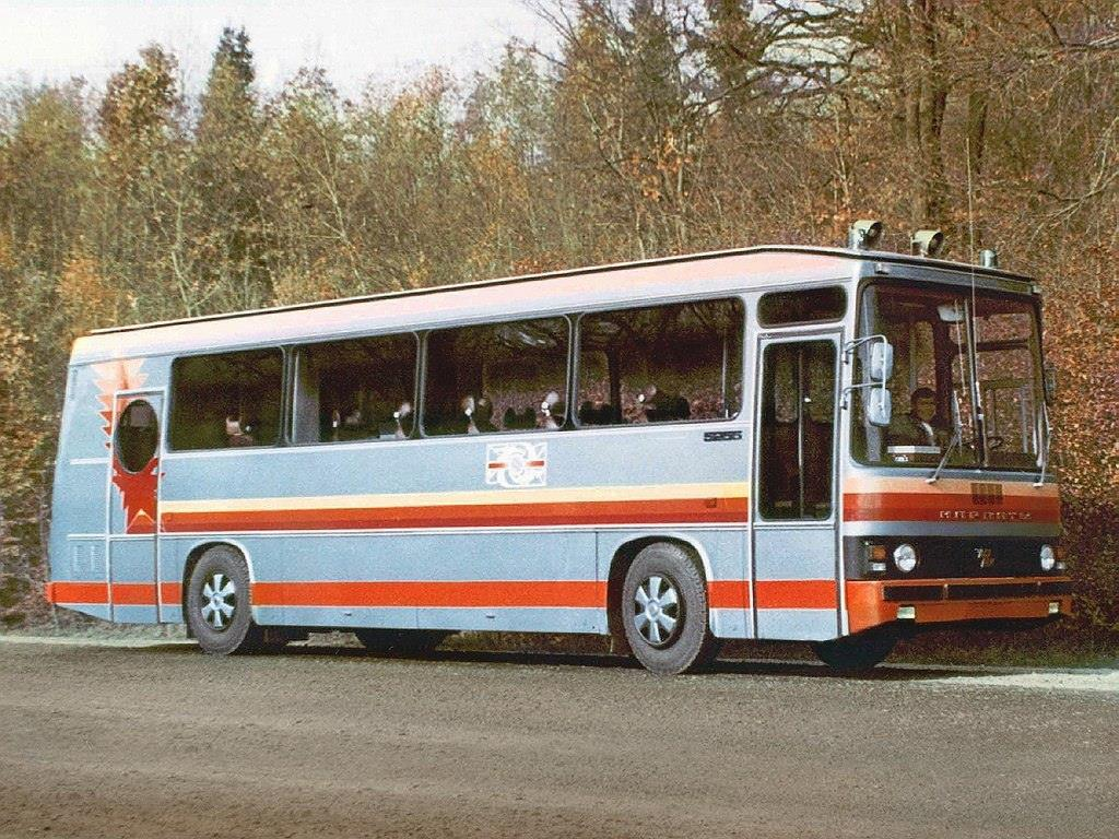 ЛАЗ-52551П «Карпаты»