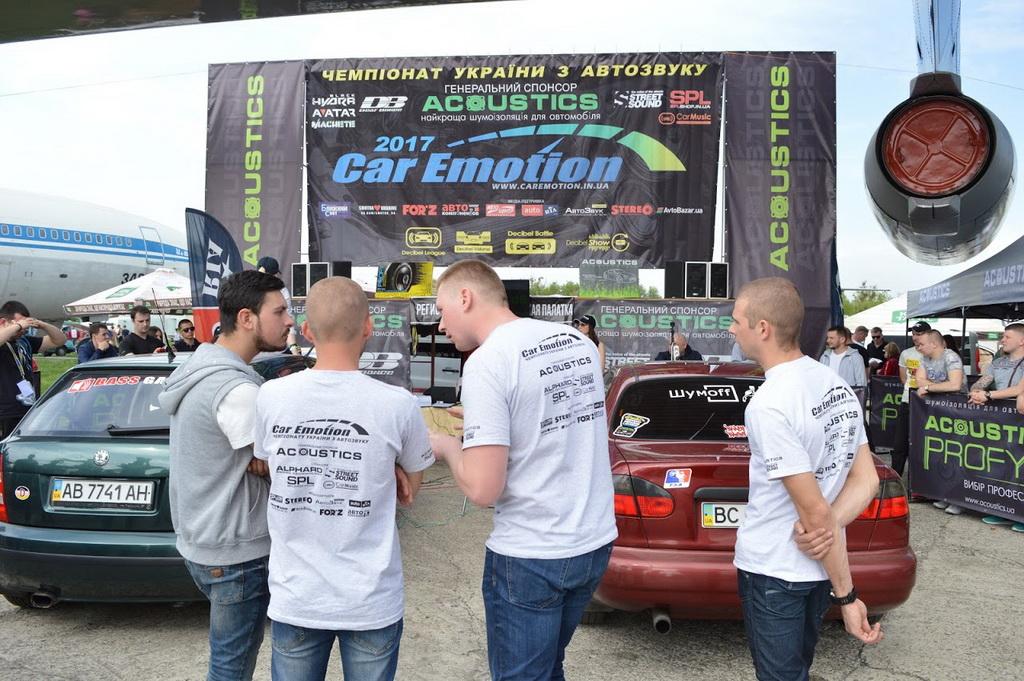 Чемпионат Украины по АвтоЗвуку Car Emotion