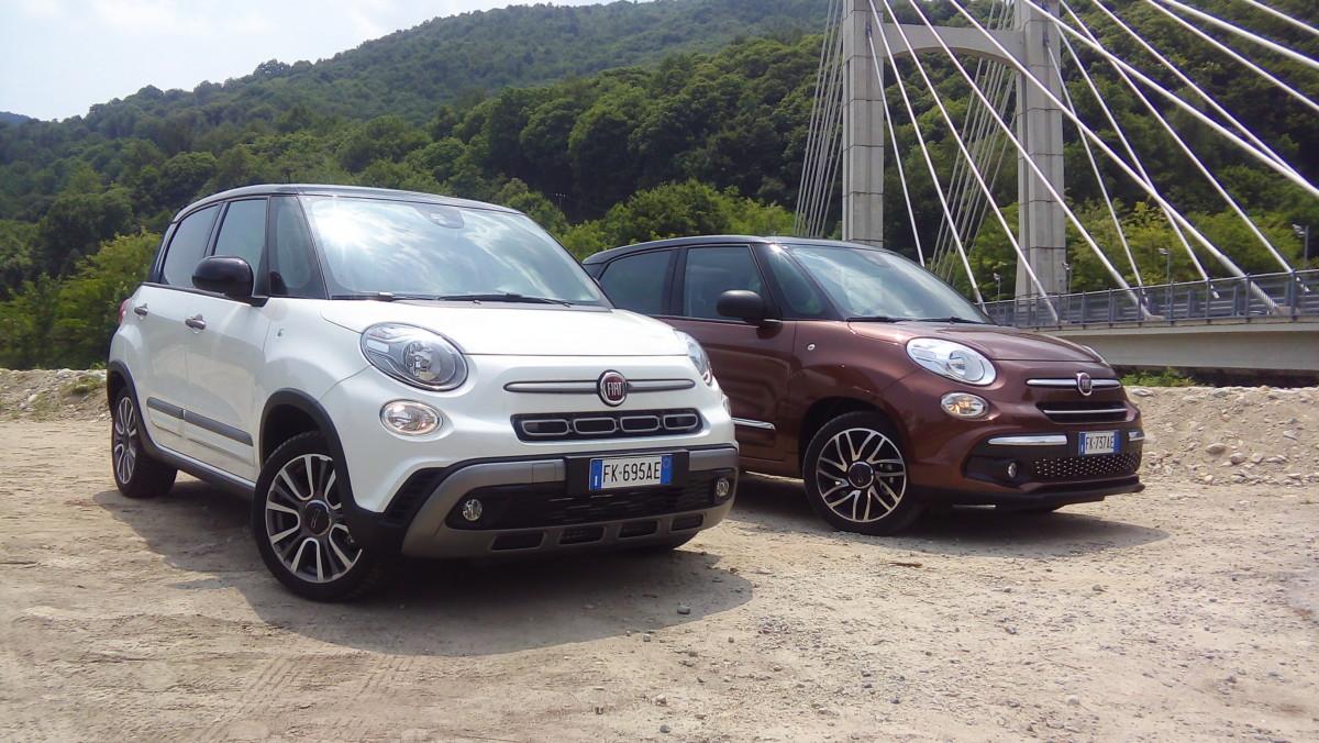 У нас на тесте – Fiat 500L