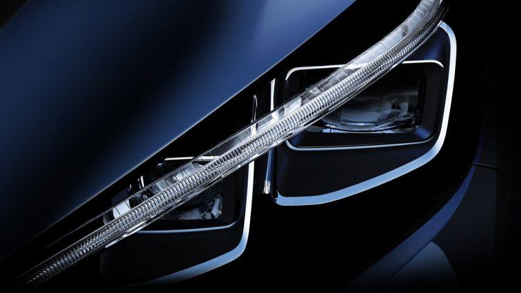 Новый Nissan Leaf 2018 позволит ездить без педали тормоза