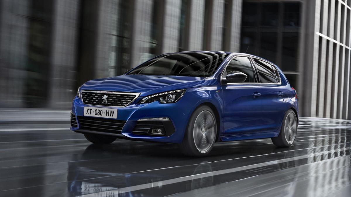 Обновленный Peugeot 308 2018 получил новый дизель и 8-ступенчатую АКПП