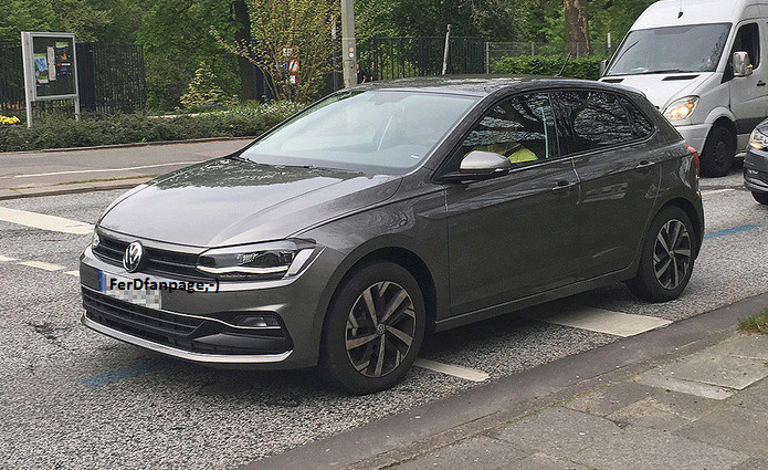 Volkswagen Polo 2018: объявлены цена и характеристики