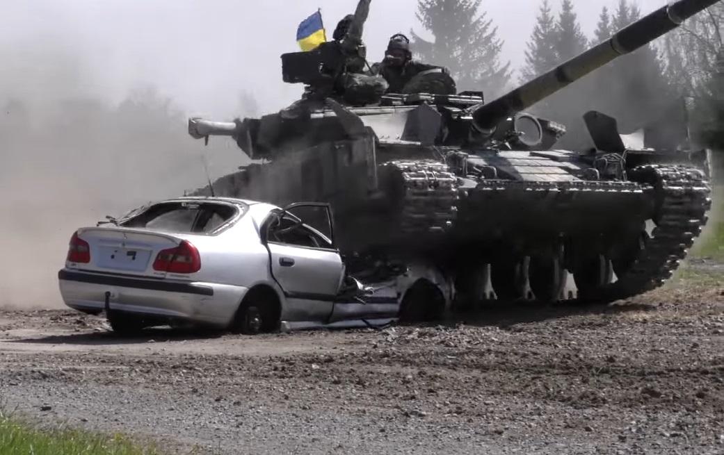 Украинские танки против «Леопардов» на соревнованиях НАТО