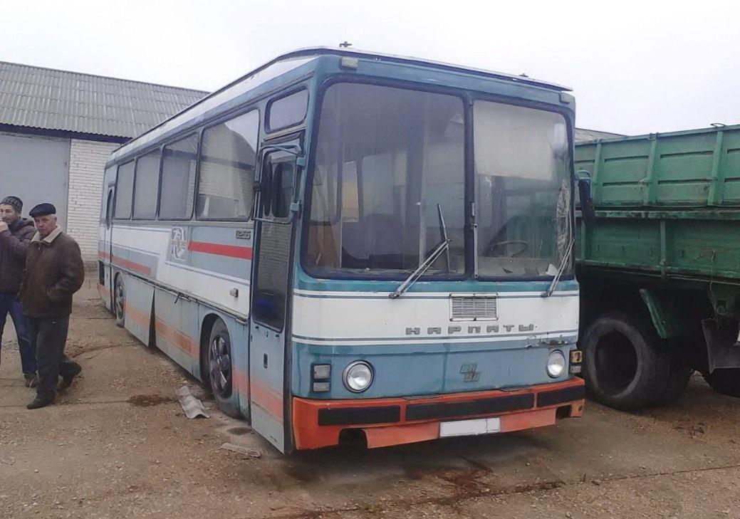 ЛАЗ-5255П «Карпаты», доживший до наших дней