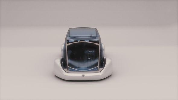 Компания Илона Маска представила концепт-кар подземного автобуса