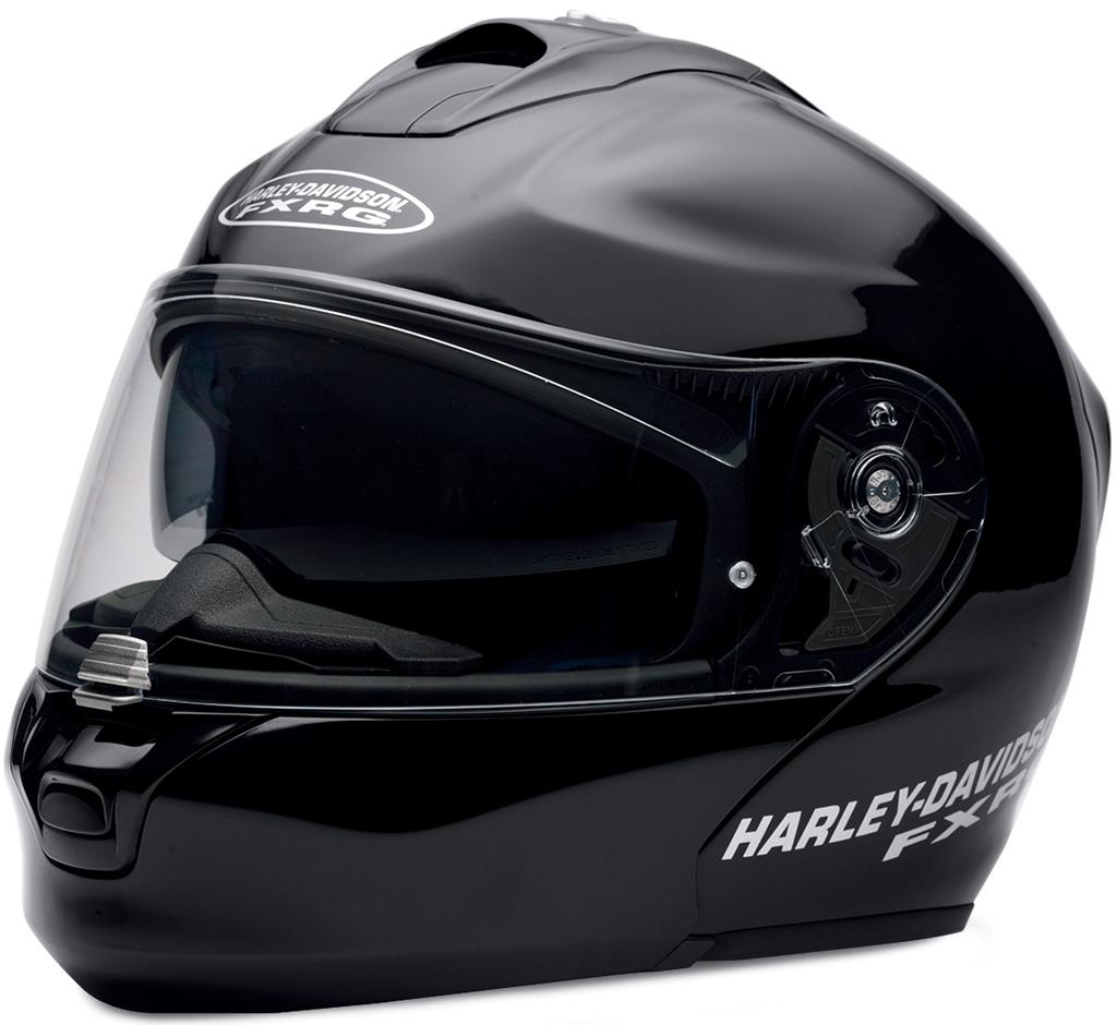 Шлем байкерский
