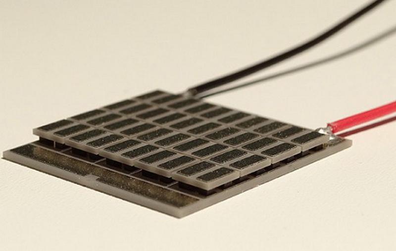 Термоэлектрогенераторы CoSb3 сделают гибридные автомобили еще более экономичными