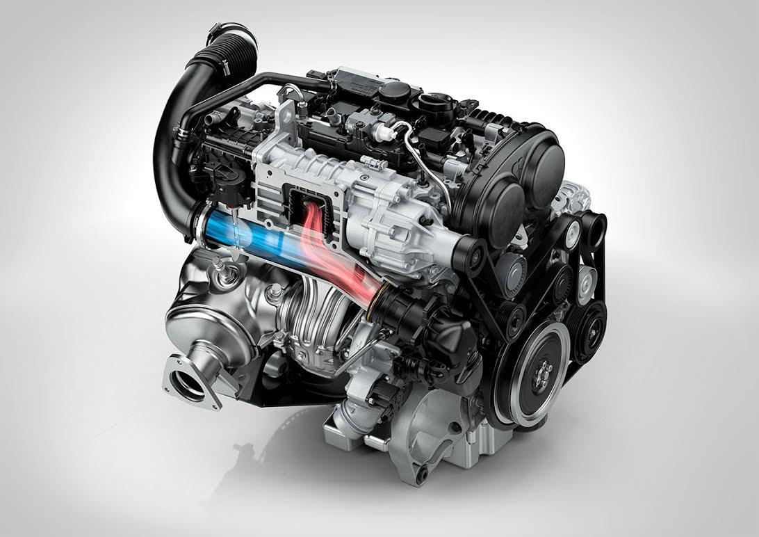 Volvo сворачивает разработки дизельных моторов