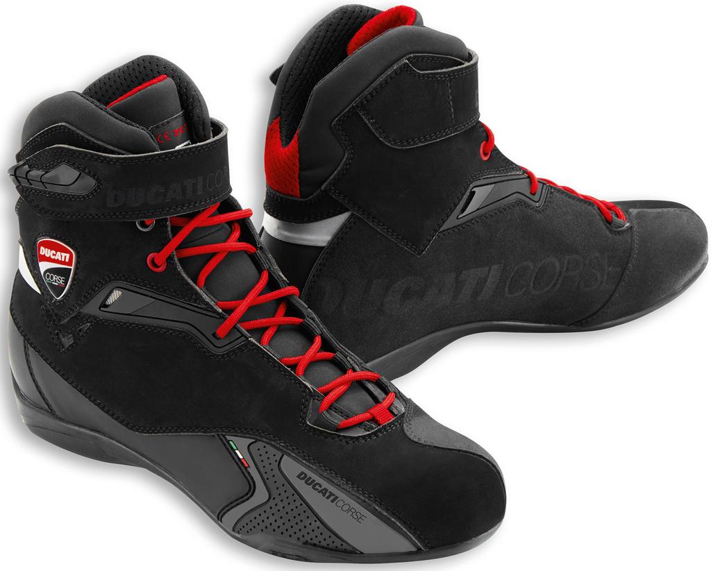 ботинки для мотоциклиста