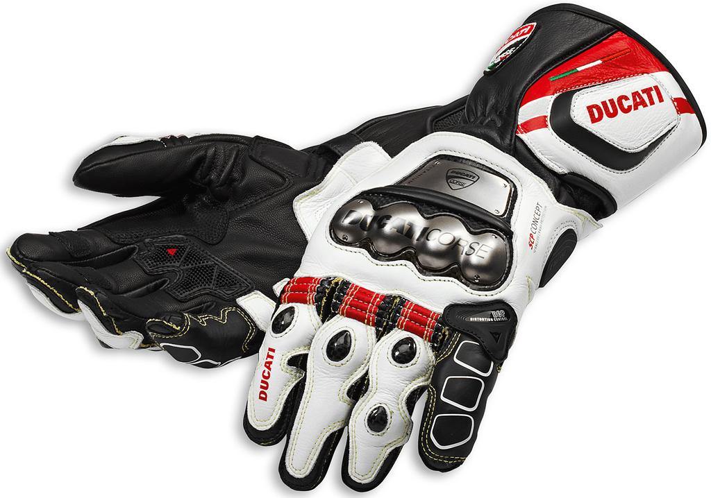 перчатки для спортбайка