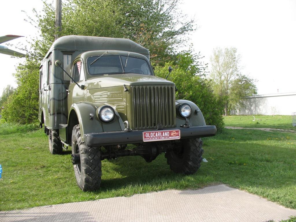 ГАЗ-63Э