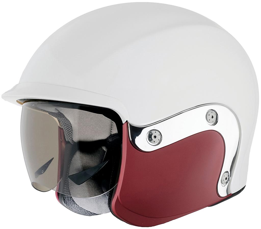шлем для мотоциклиста