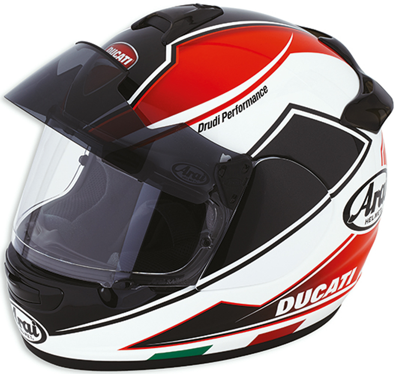 шлем для спортбайка