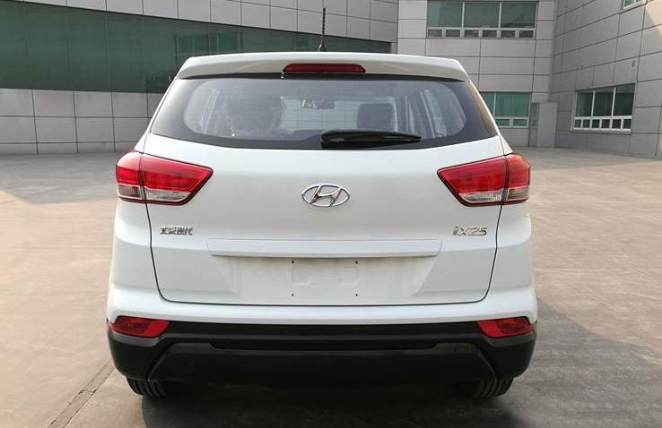 Hyundai Creta 2018: первые фото обновленного кроссовера Хюндай