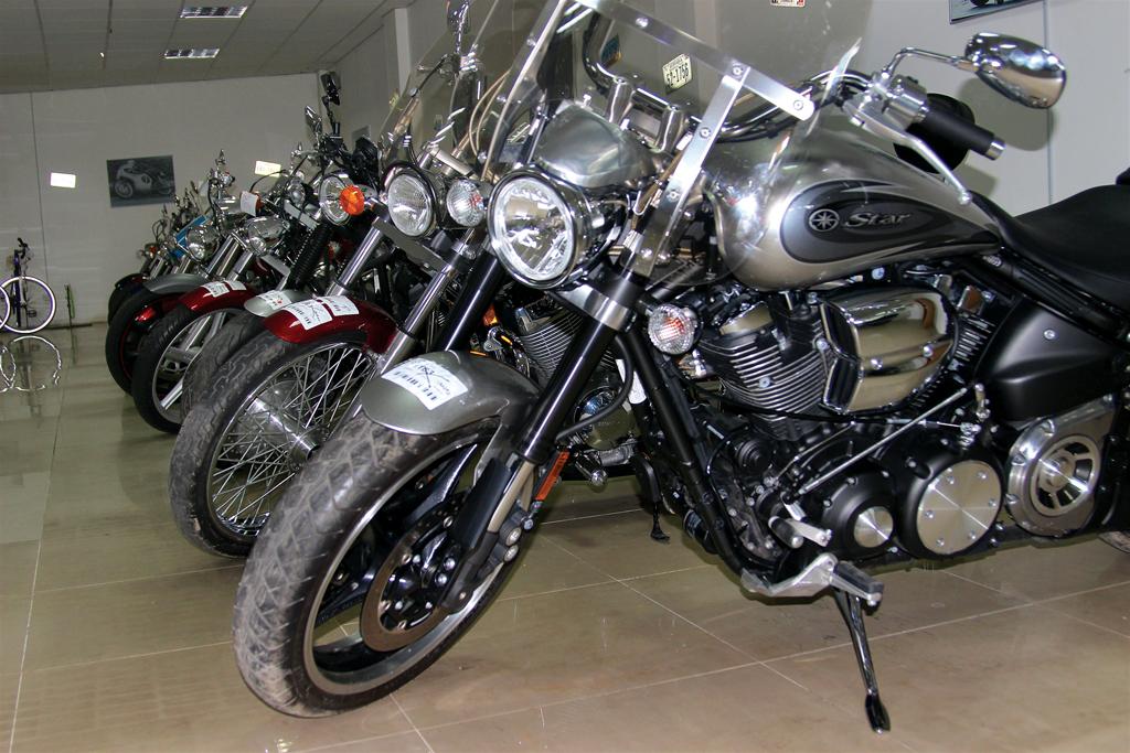 б/у мотоцикл