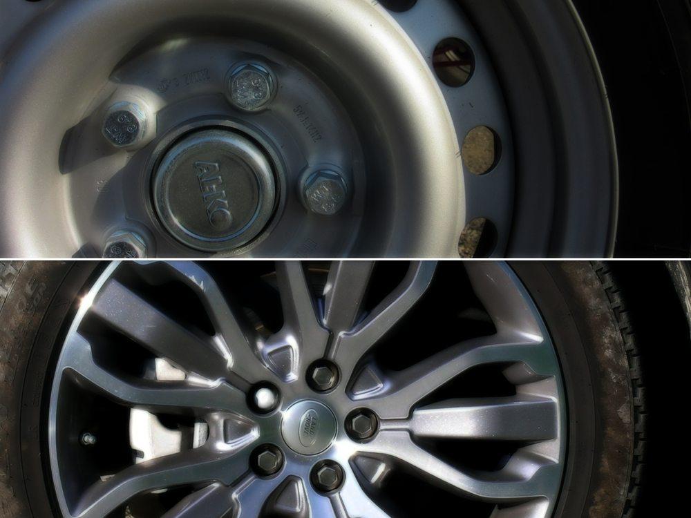 Автомобильные диски