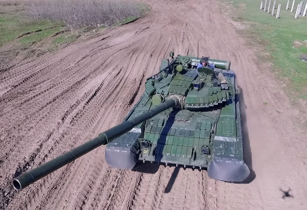 танки Т- 80 для Высокомобильных десантных войск Украины