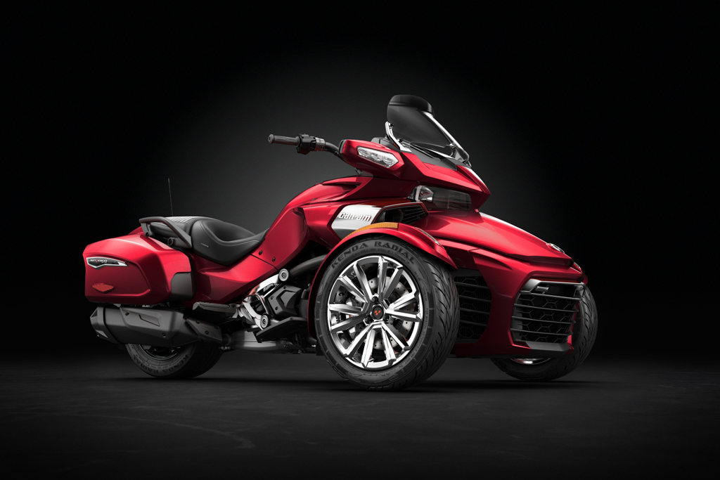 Can-Am Spyder F3-LTD