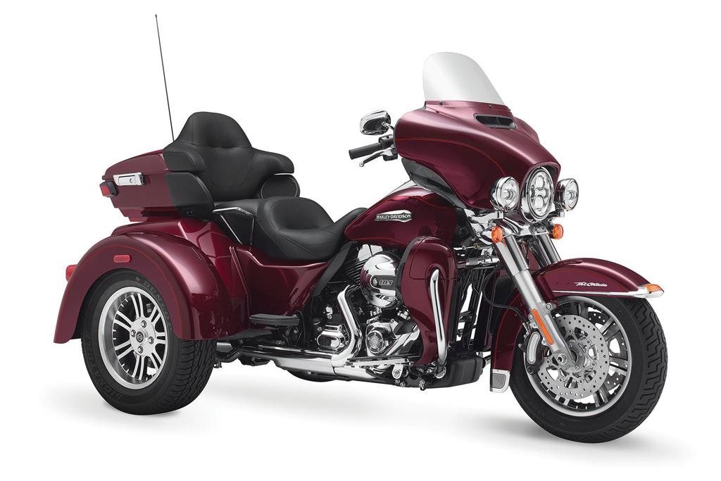 Harley-Davidson Trike Tri Glide