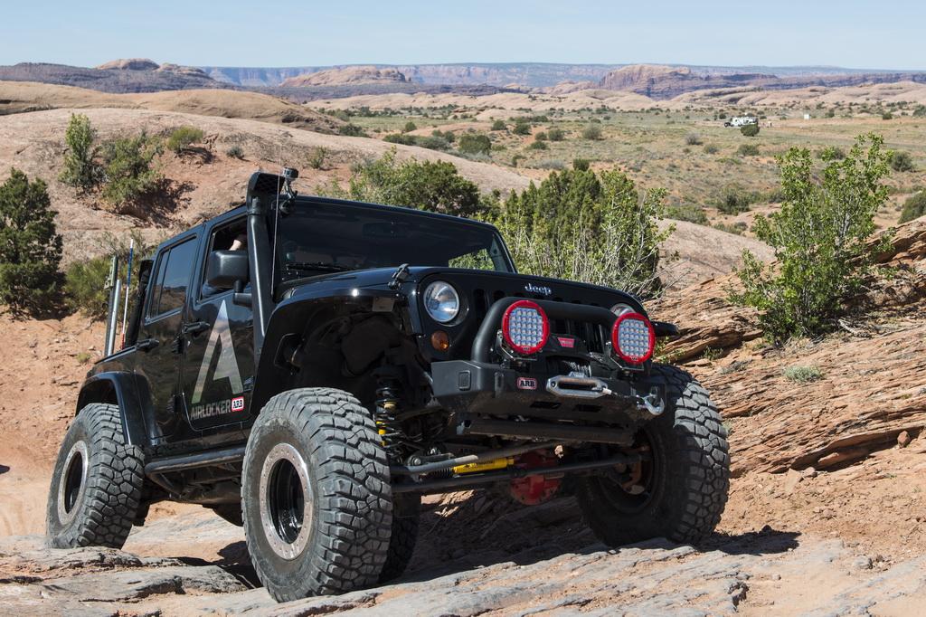 Jeep ARB