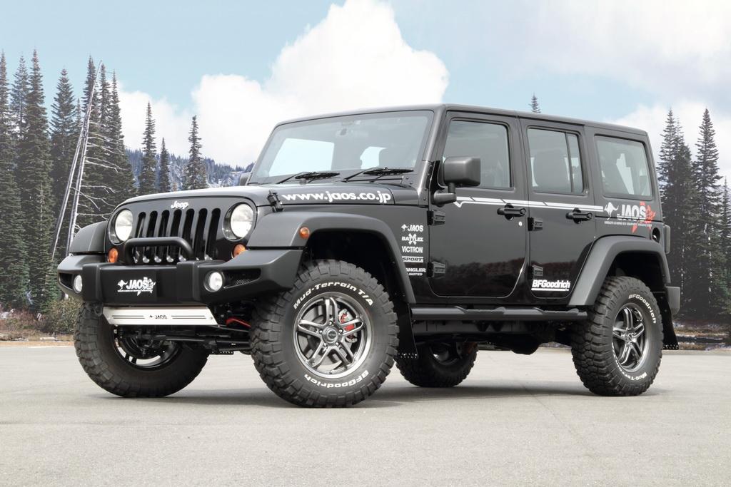 Jeep Wrangler JAOS