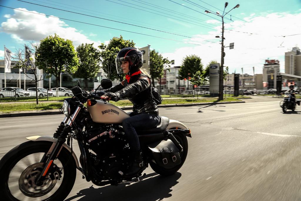 Ukrainian Ladies Ride
