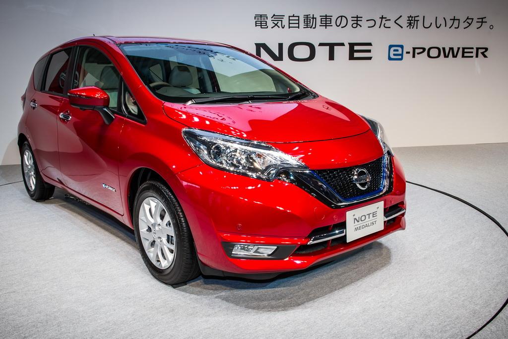 Nissan e-Power