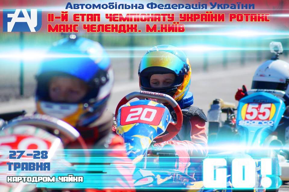 Ротакс Моджо Макс Челендж Україна 2017