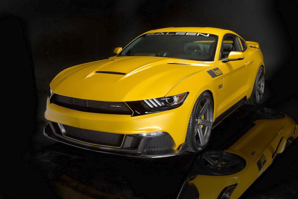 Милиция США получит маслкар Форд Mustang