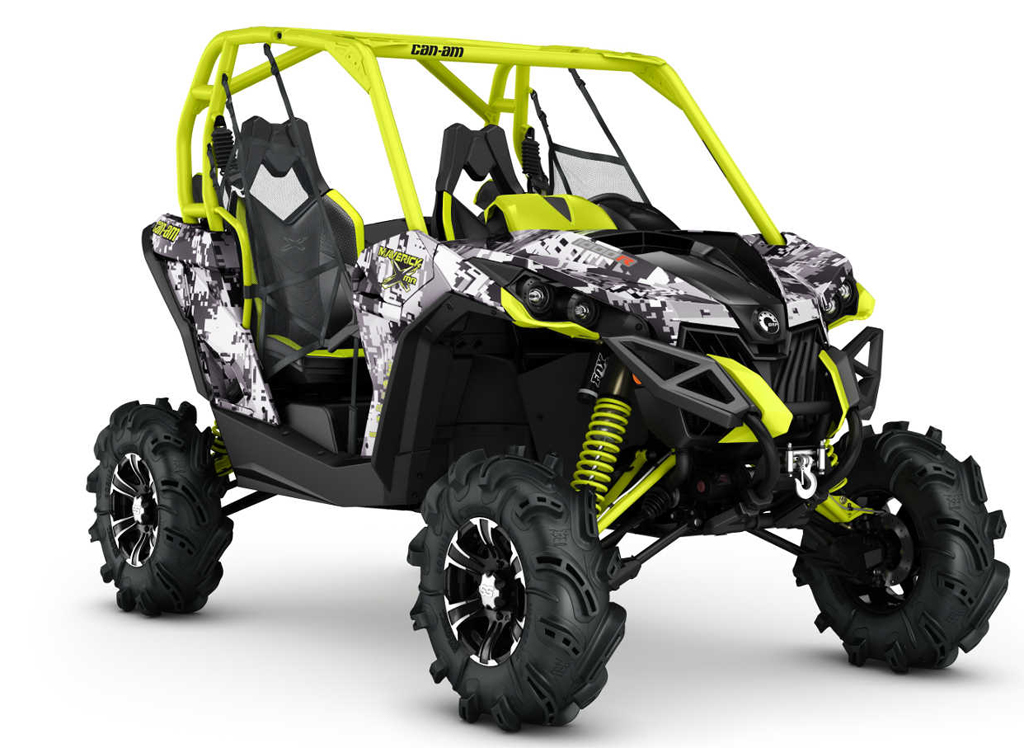 Сan-Am Maverick X MR 1000R