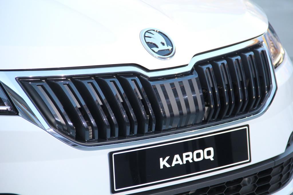 Skoda Karoq New