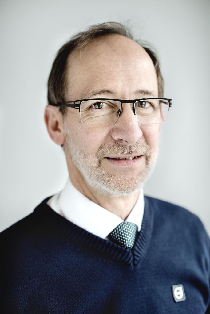 LДиректор по безопасности движения и продукции Volvo Trucks Карл Йохан Альмквист