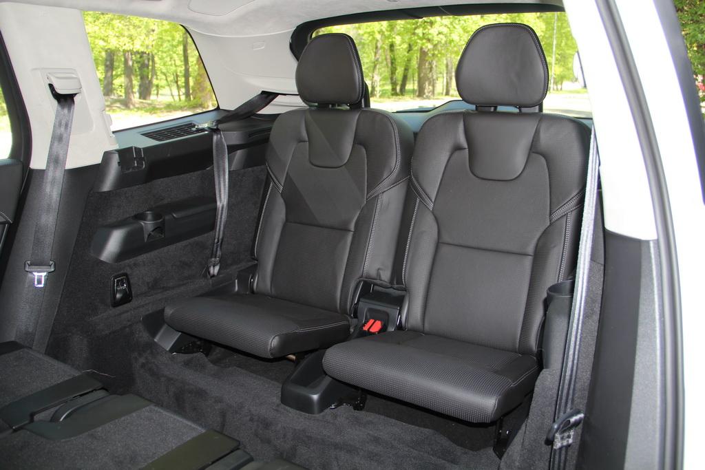 Салон Volvo XC90 T8