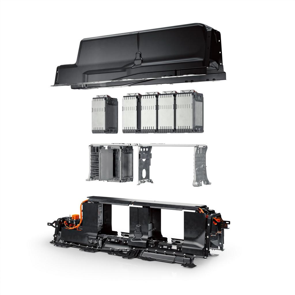 Батарея Volvo XC90 T8