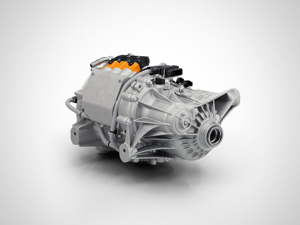 Электромотор Volvo XC90 T8
