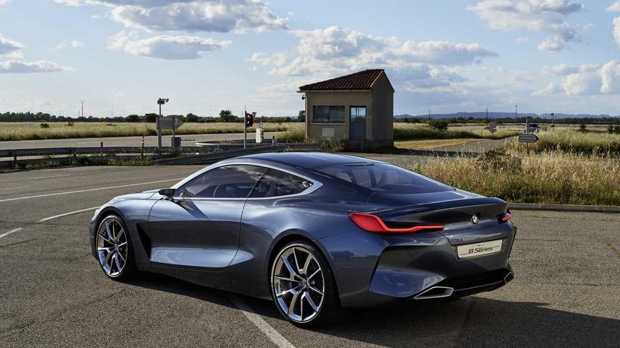 Новая BMW 8 Series: названа дата официального дебюта