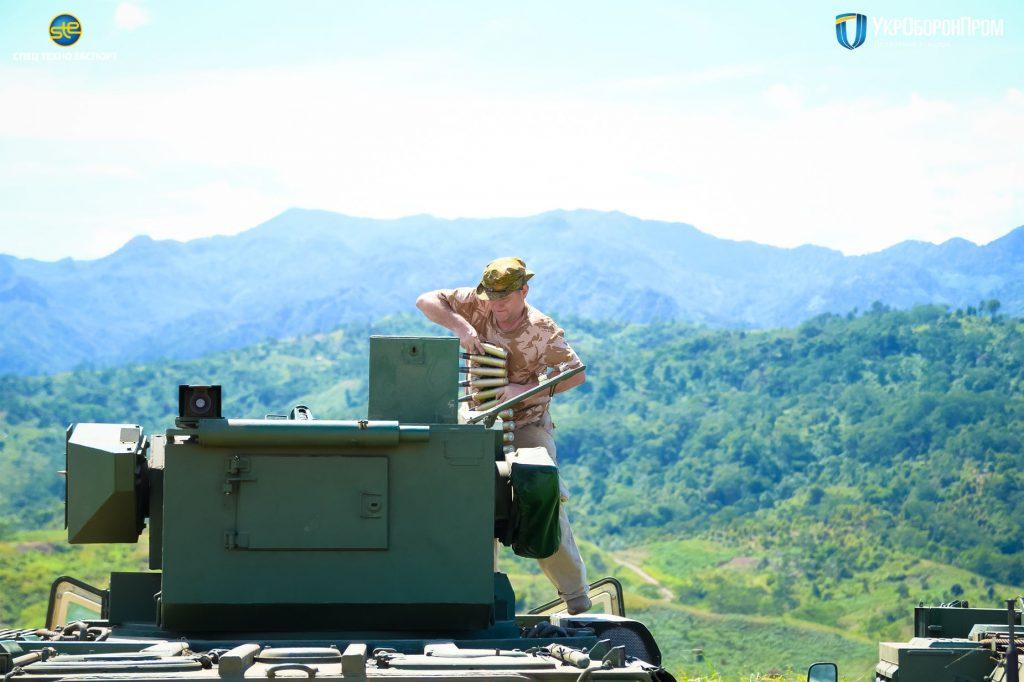 БТР-4М в Индонезии