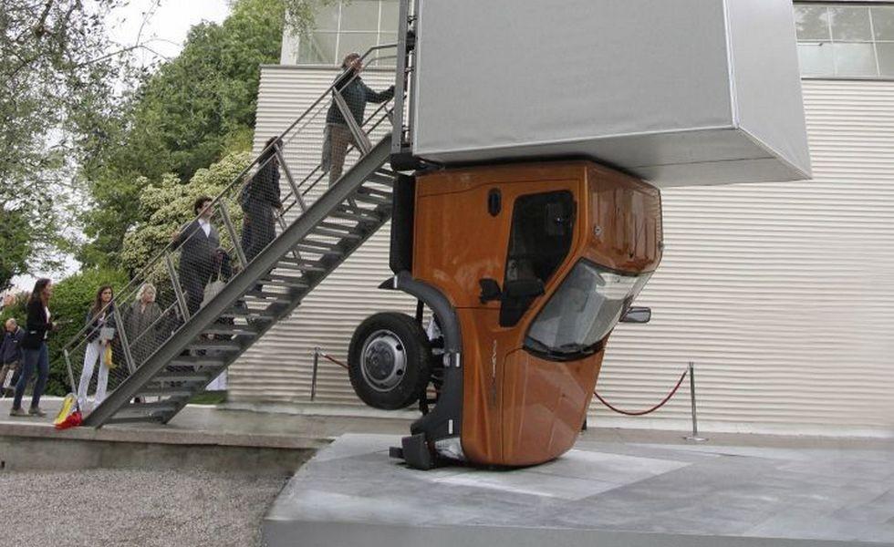 ГАЗон Next на фестивале современного искусства в Венеции