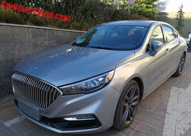 Китайцы переделали Mazda6 вновый представительский седан Hongqi H5