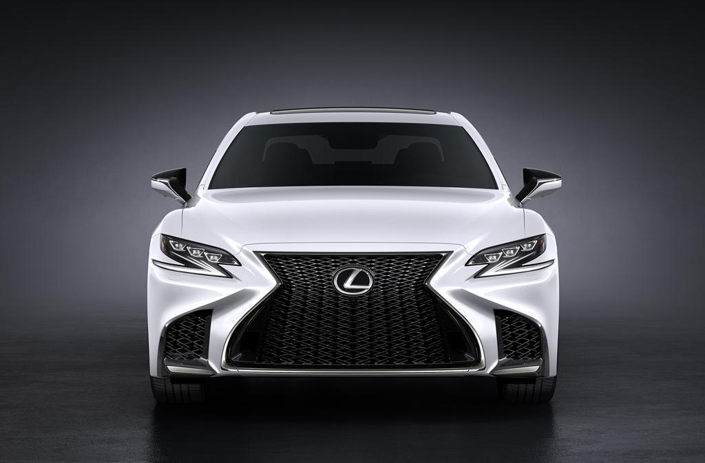 Lexus LS F Sport