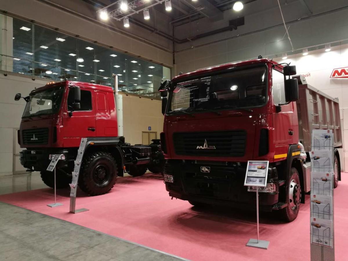 седельный тягач МАЗ-6432H9