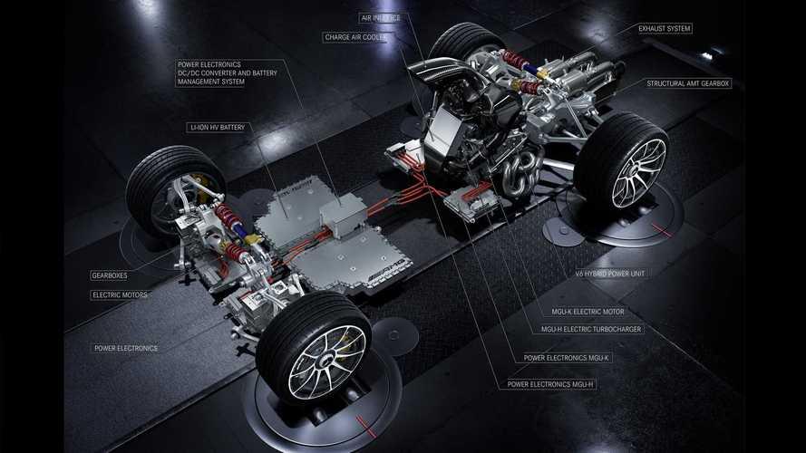Mercedes-AMG Project One: новые подробности гиперкара Мерседес