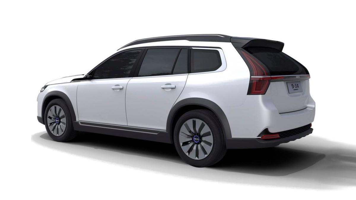 ВКитайской республике возродили автомобили Saab
