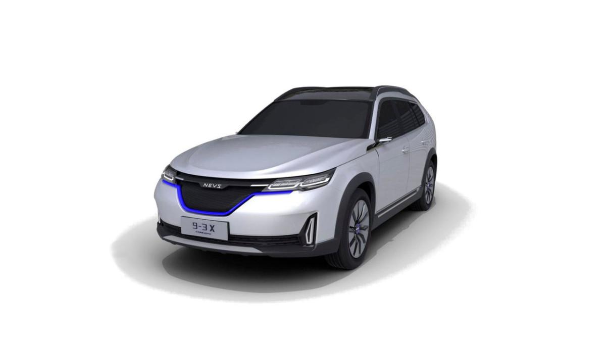 В КНР возродили автомобили Saab