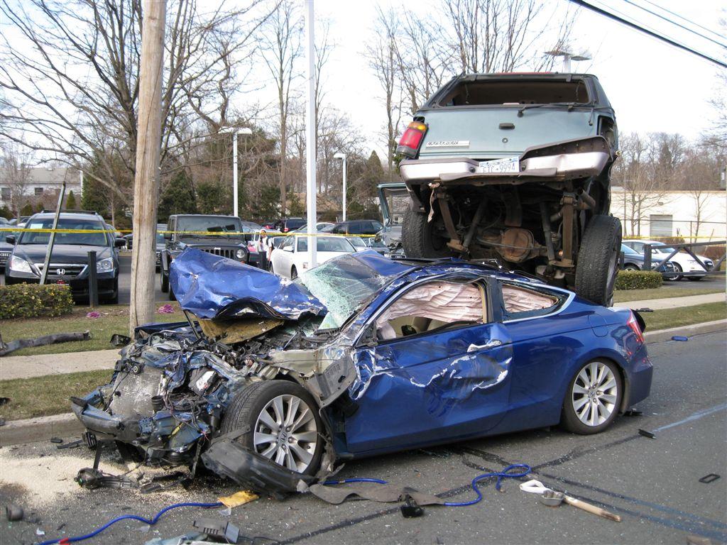 Самые опасные и самые безопасные автомобили последних лет