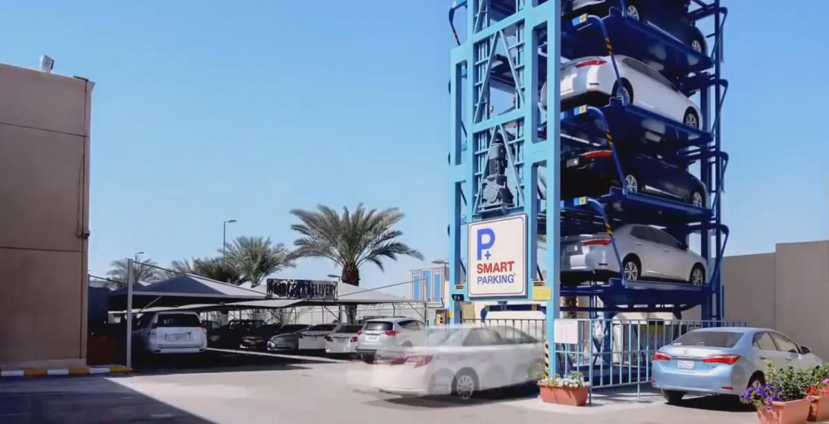Первая роторная парковка в Киеве появится на Крещатике