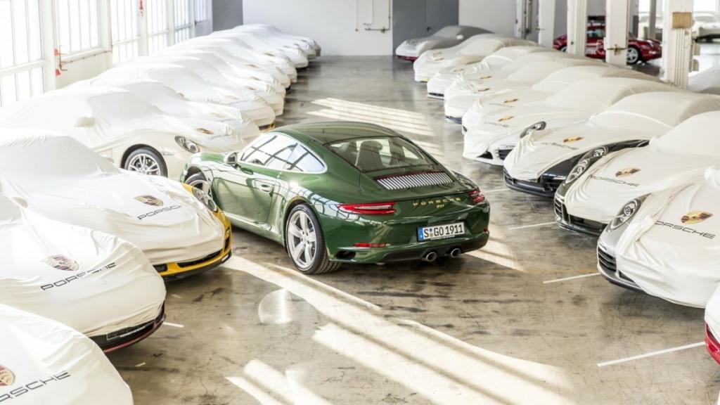 Porsche 911 установил очередное громкое достижение