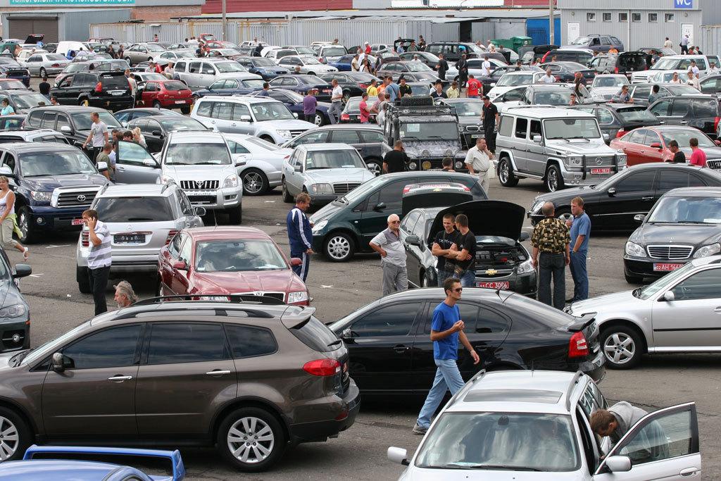 самые популярные бу автомобили в украине из европы