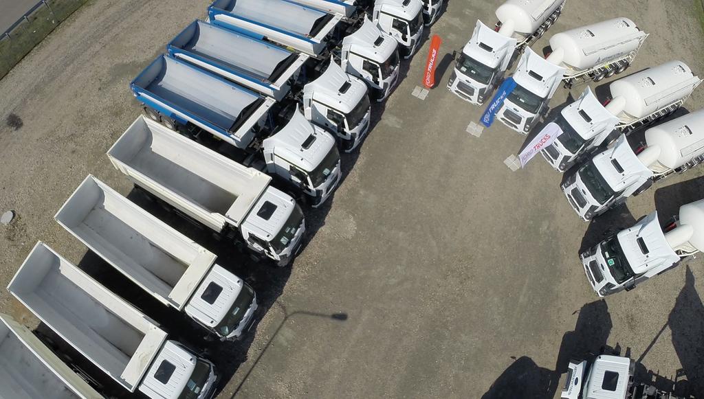 Грузовики Ford Trucks